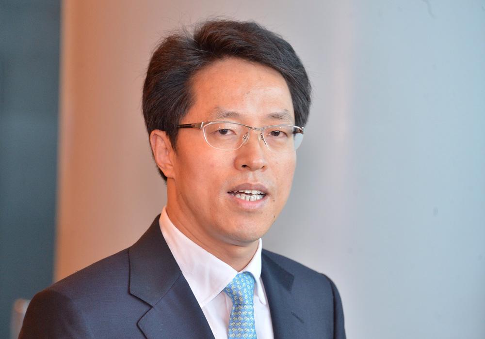 香港中聯辦主任張曉明(資料圖片)