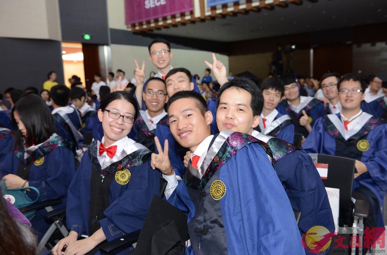 深圳對高校人才的吸引力越來越高 受訪者供圖