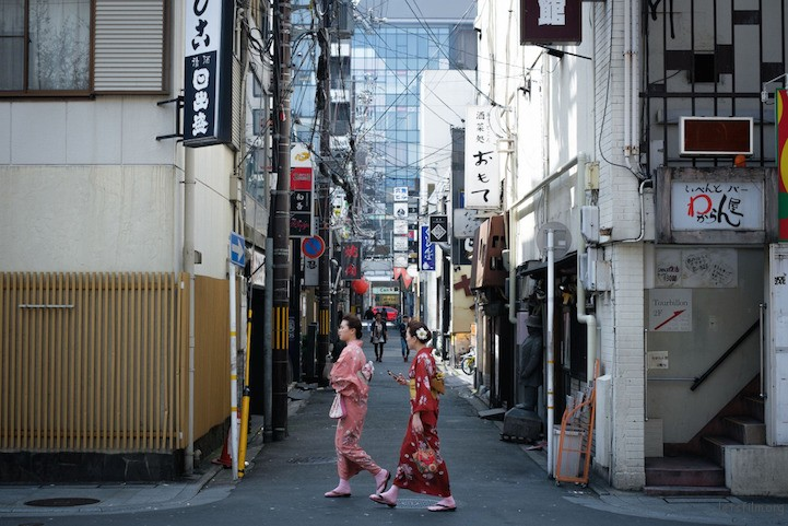 日本女性收入越高,或越選擇不婚(資料圖片)