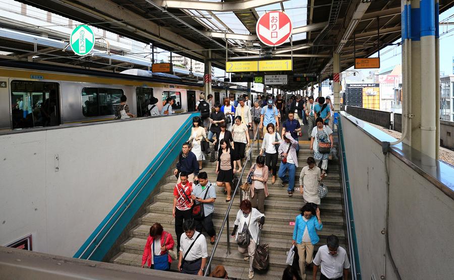 日本走向「超單身社會」(資料圖片)