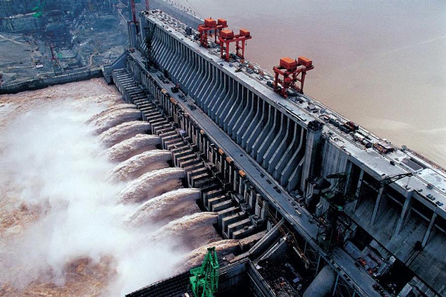 三峽大壩工程