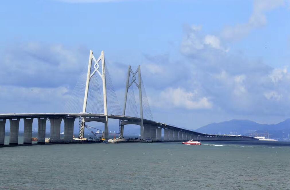 港珠澳大桥物流园区落户珠海