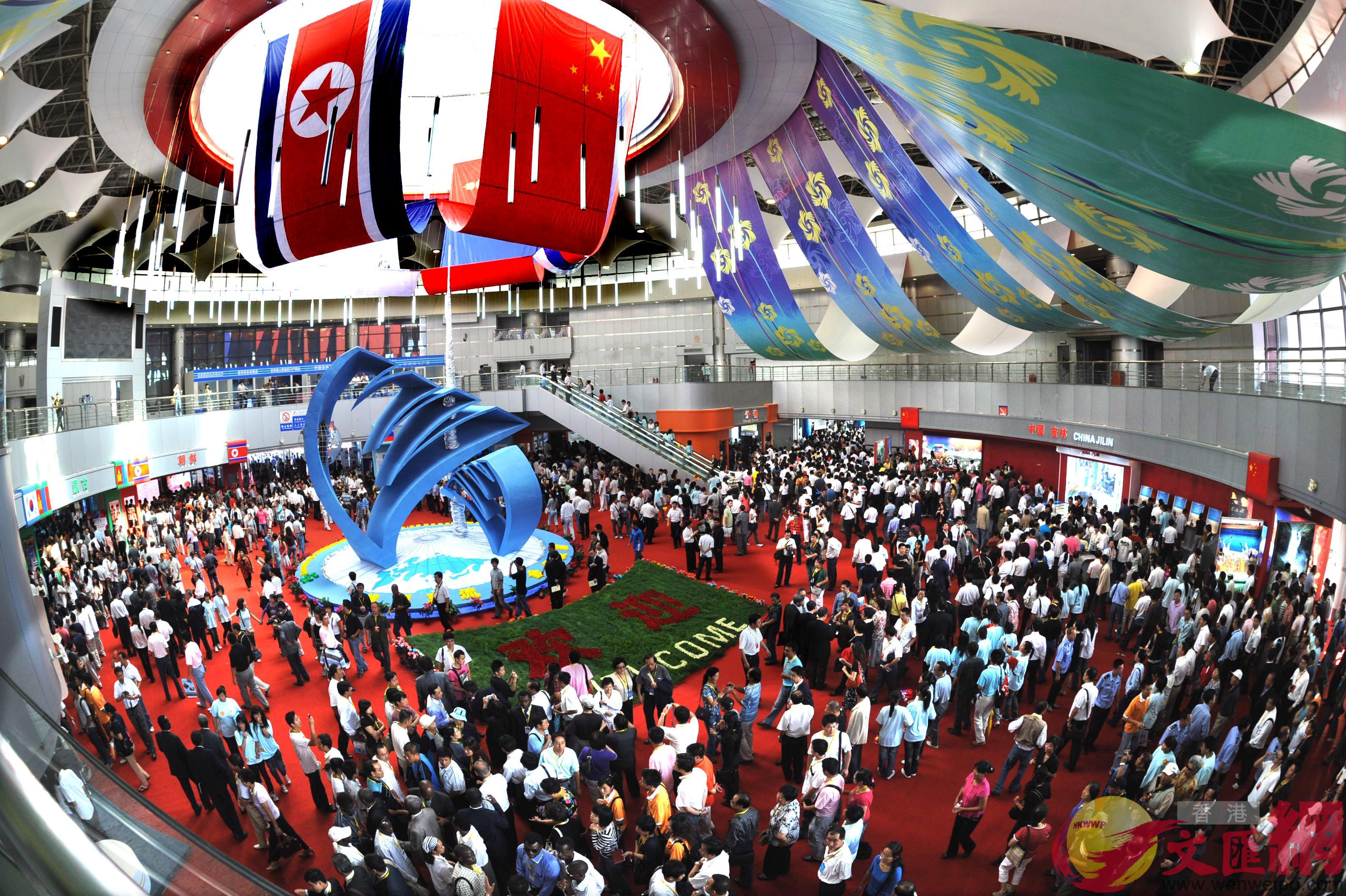 中國—東北亞博覽會已經發展成為東北亞區域經貿文化交流合作的重要平台