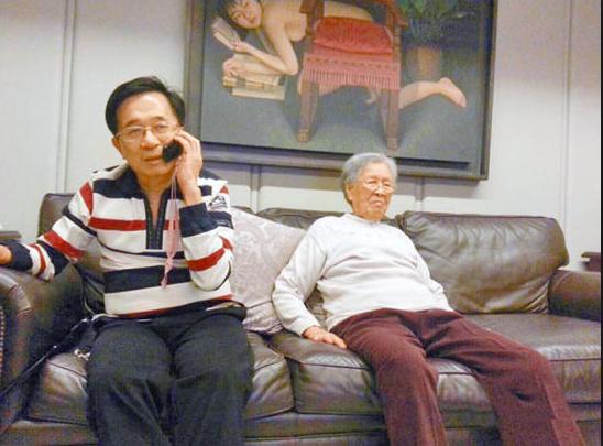 陳水扁保外就醫後,不時外出參加政治活動(資料圖片)