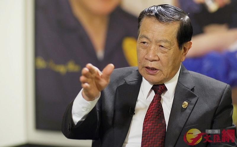 世界知名華裔國際刑事鑑定專家李昌鈺(資料圖片)