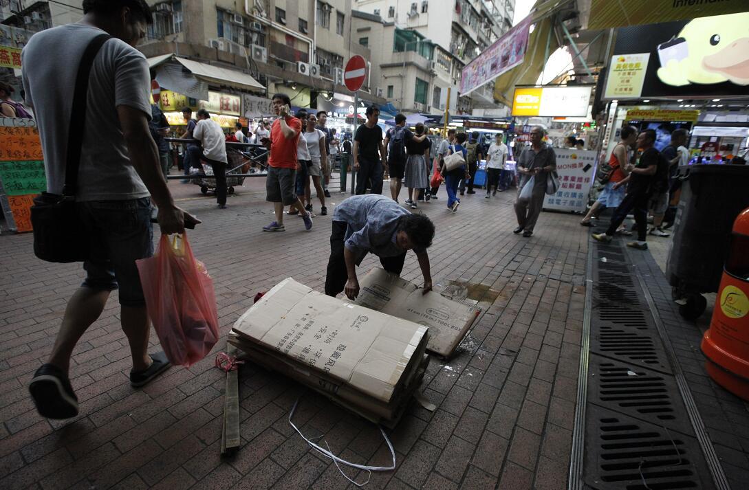 消灭贫困人口图片_香港贫困人口