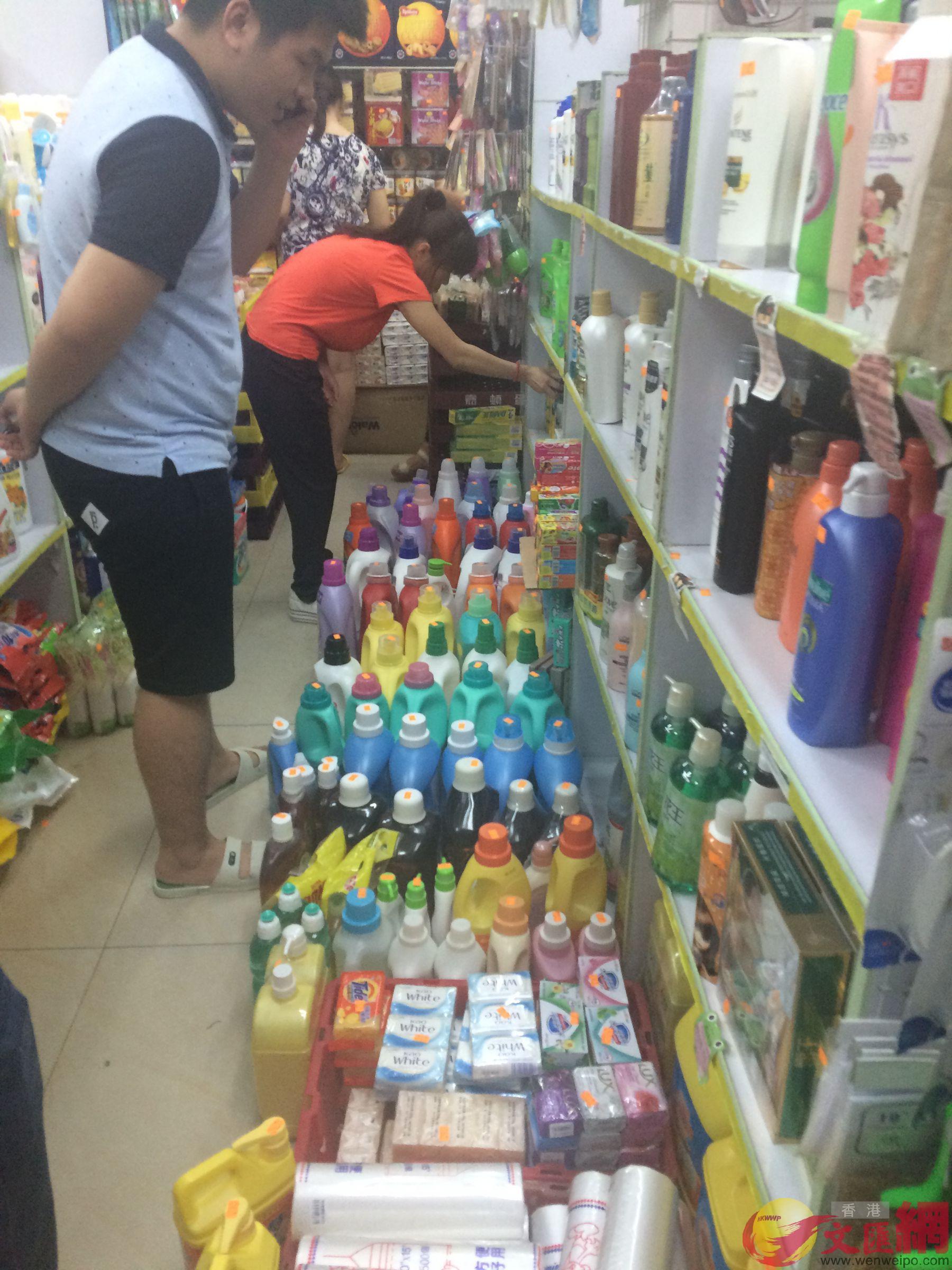 嬰幼兒產品零關稅 港貨店表示影響不大