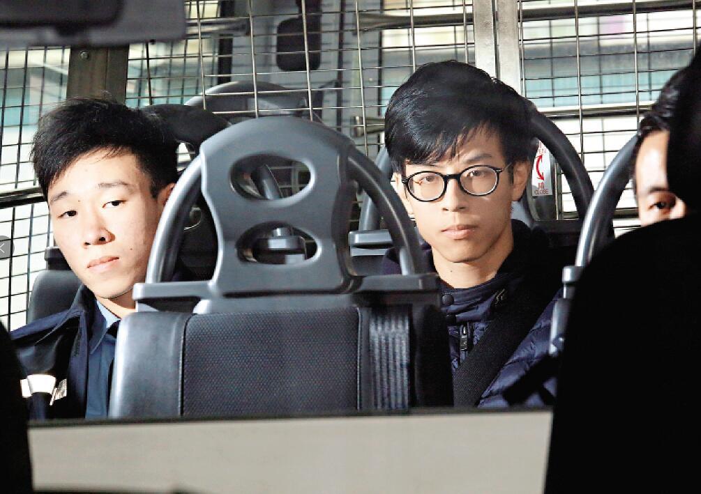 涉「旺暴」案黃台仰疑棄保匿英,法庭今發出拘捕令(資料圖片)
