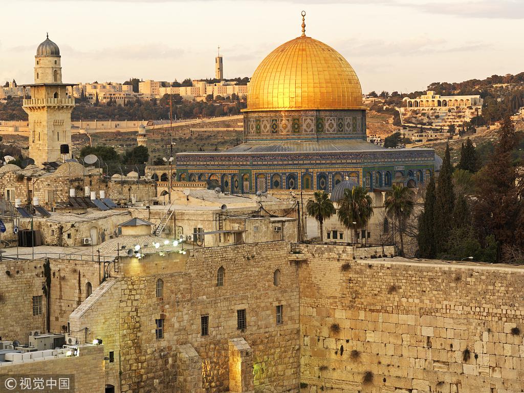 耶路撒冷(視覺中國)