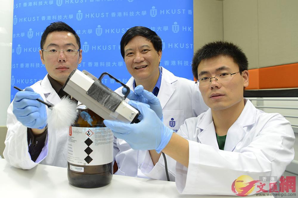 香港科學家唐本忠獲國家自然科學最高獎