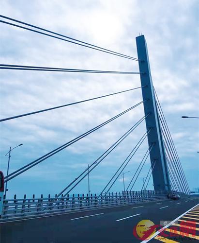 港珠澳大橋(譚炳棠攝)