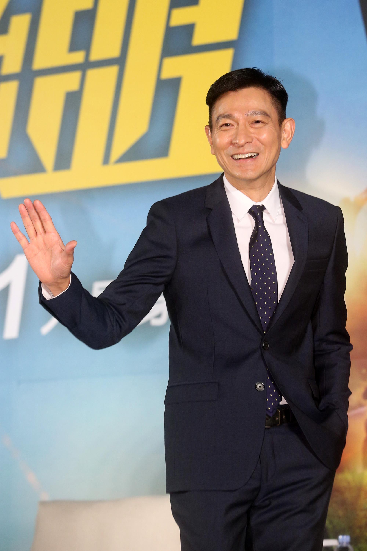 刘德华2018世界巡回演唱会首站将於年底在香港体育馆举行(中新社资料