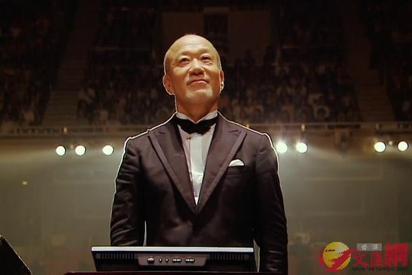宮崎駿動畫電影御用作曲家久石讓5月將於香港演出(資料圖片)
