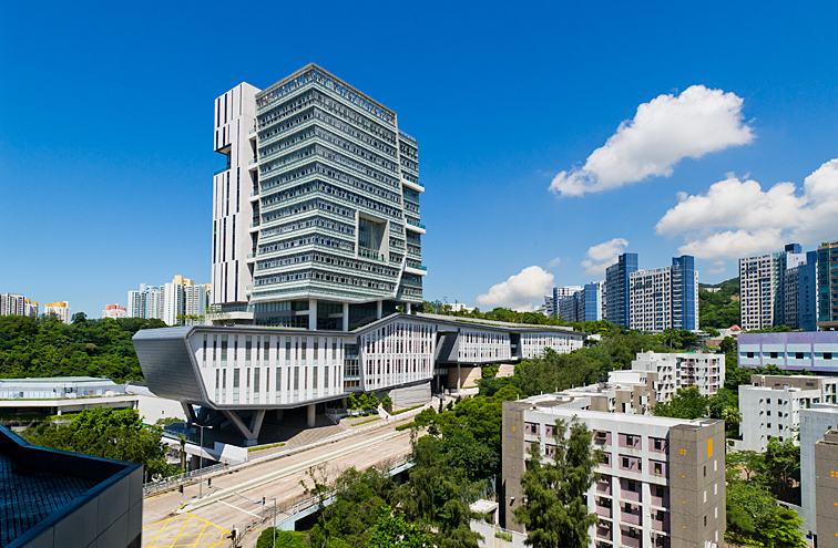 香港城市大學(城大官網圖片)