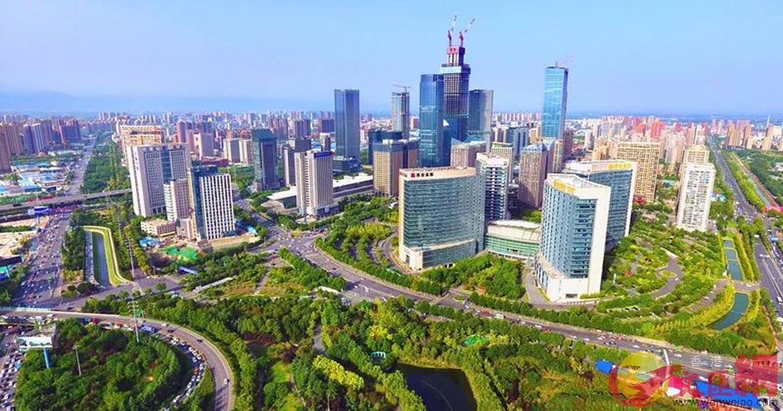 西安是西北唯一的特大城市(本網陝西傳真)