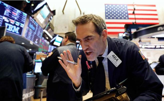 美股單日再跌逾千點,拖累全球股市(路透社)