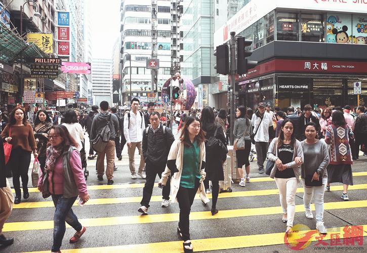 春節市道鞏固香港旅遊業升勢 今年或更上層樓