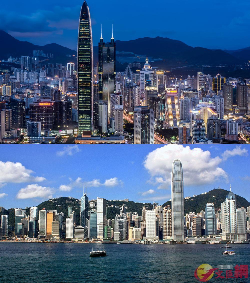 深圳市2017年末经济总量_深圳市经济发展的图片