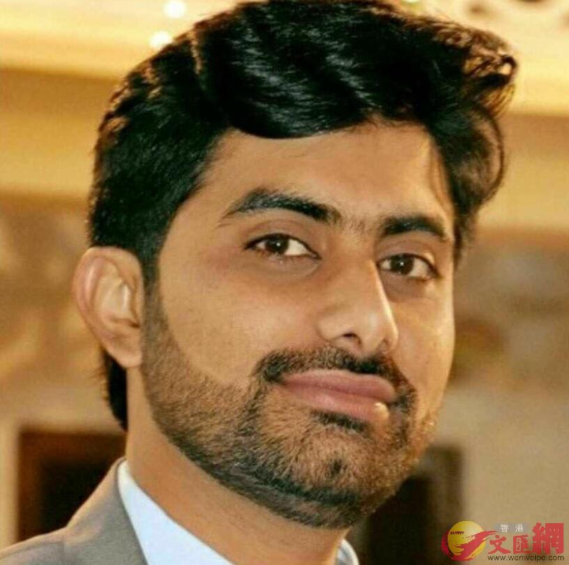 巴基斯坦DAWM TV記者 Aitizaz Hassan