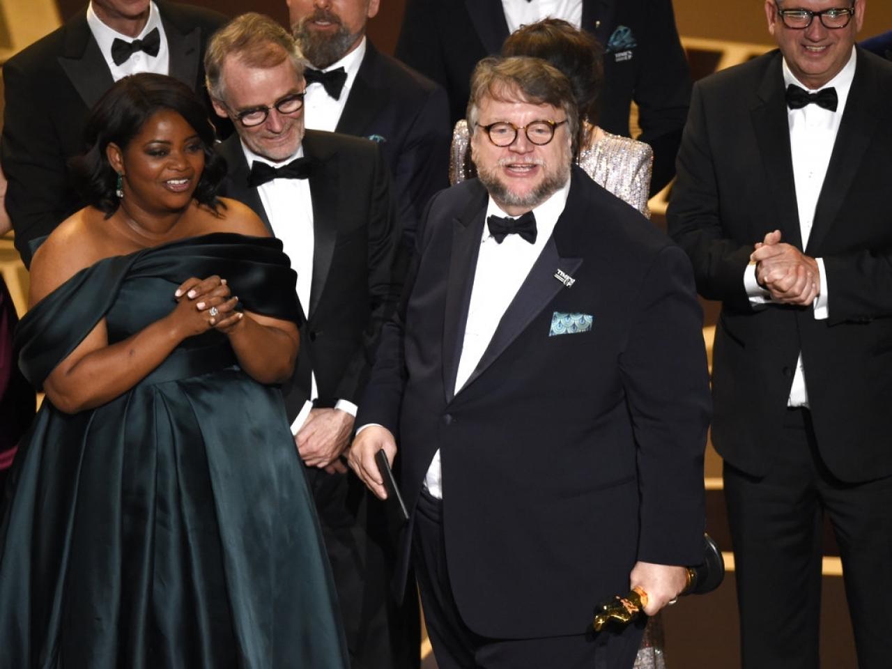 《忘形水》奪最佳電影及最佳導演。(美聯社)