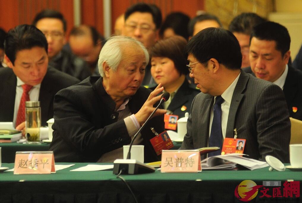 2018年3月8日,陝西代表團團組開放日活動舉行。