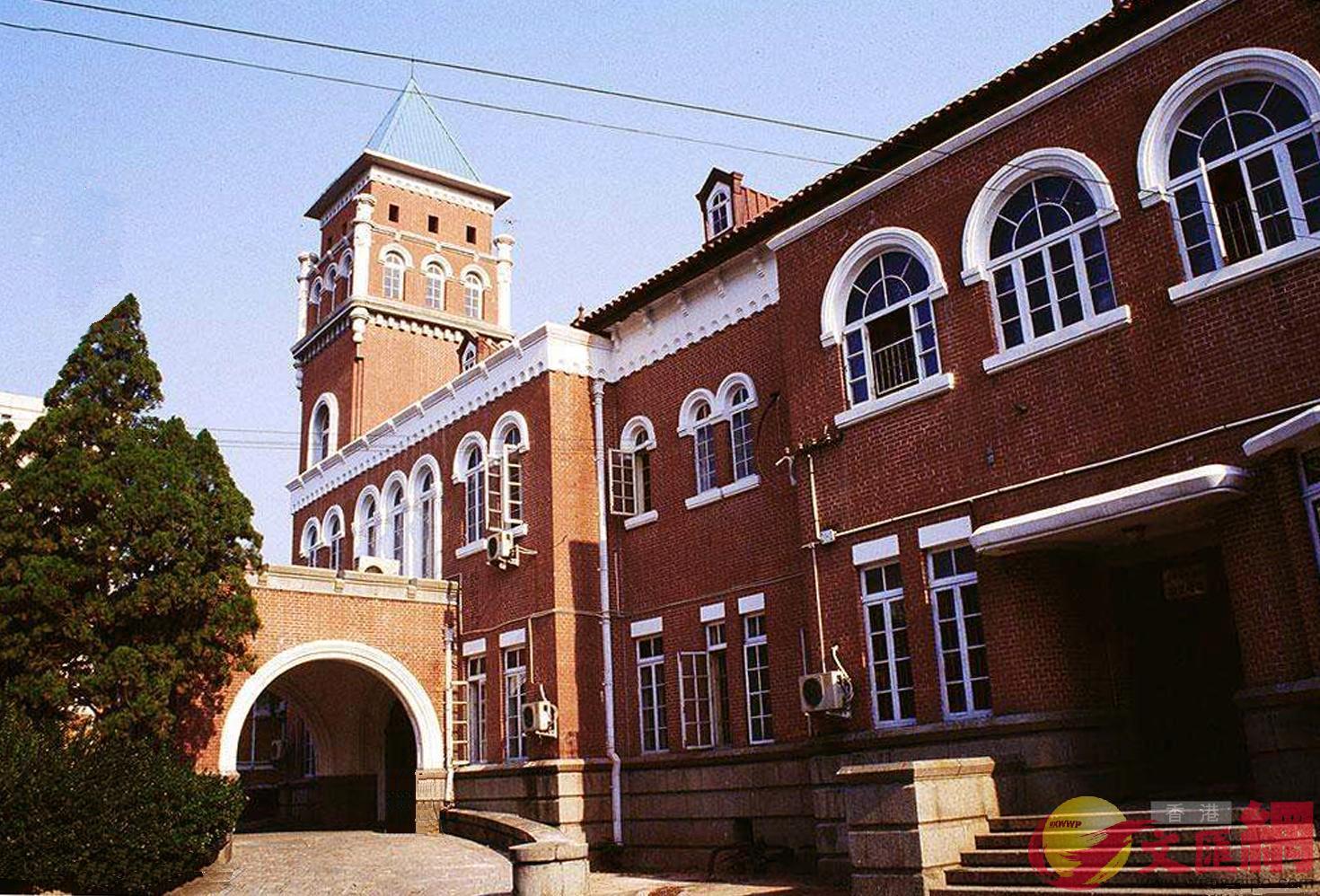 天津市級重點文物保護單位——張園。