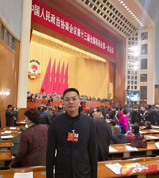 全國政協委員、中國民間商會副會長、永同昌集團董事局主席張宗真