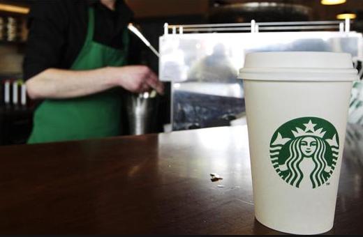 美國法庭要求星巴克須在販賣的咖啡產品上,貼上致癌警告標籤(美聯社資料圖)