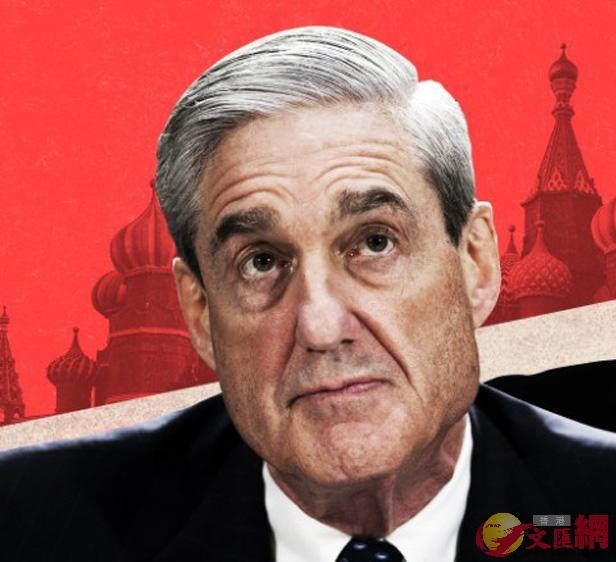 圖:負責調查「通俄門」的特別檢察官穆勒\網上圖片