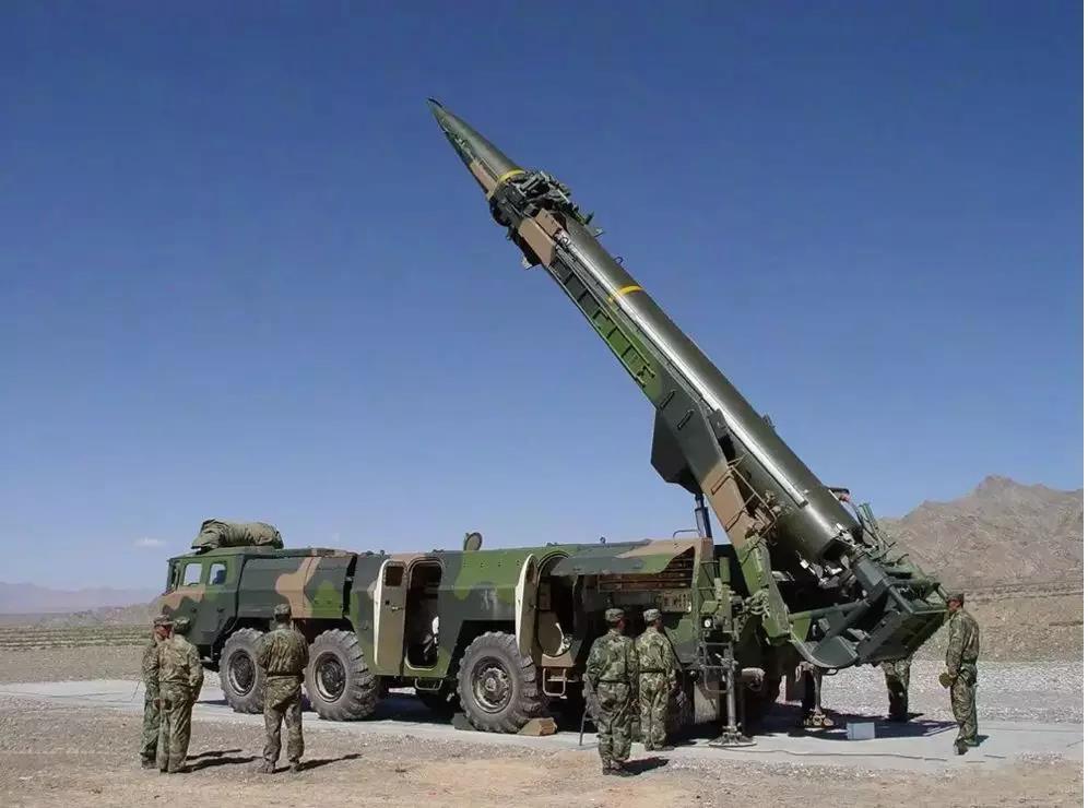 東風-15彈道導彈