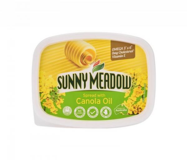SunnyMeadow牛油被檢測出致癌物環氧丙醇含量最高(640微克/公斤)(網絡圖片)