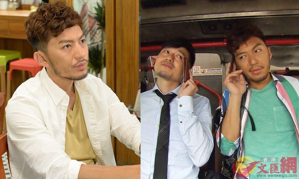 《栋仁的时光》一班演员包括袁伟豪(ben),唐诗咏,朱晨丽及赵希洛等
