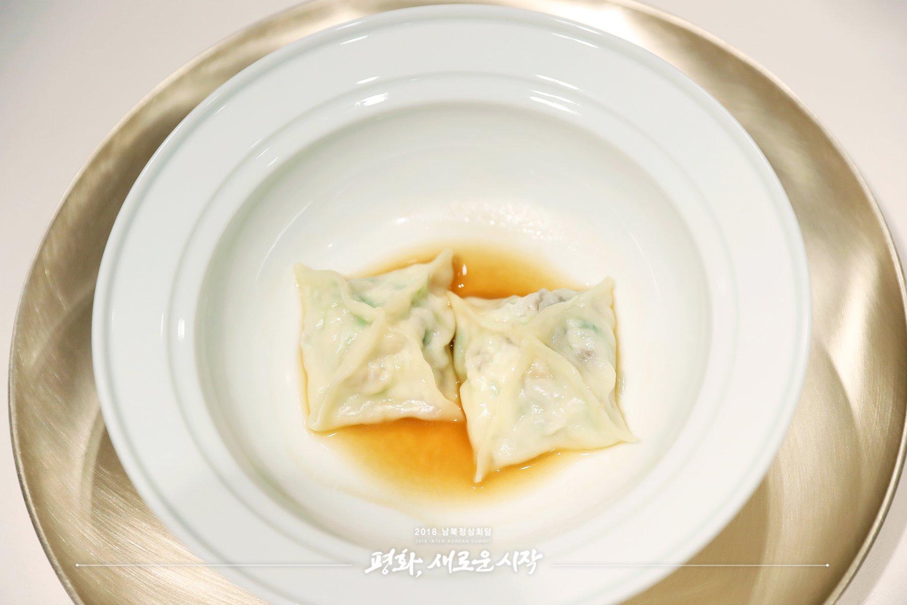 黃姑魚海參餡蒸餃