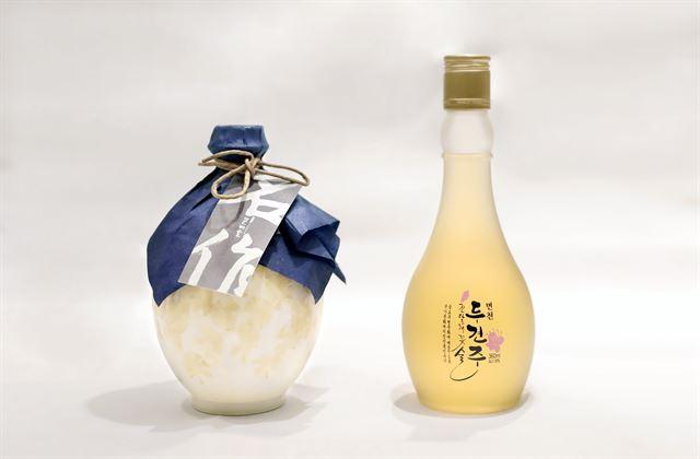 忠清南道沔川的杜鵑酒和韓國傳統「文培酒」