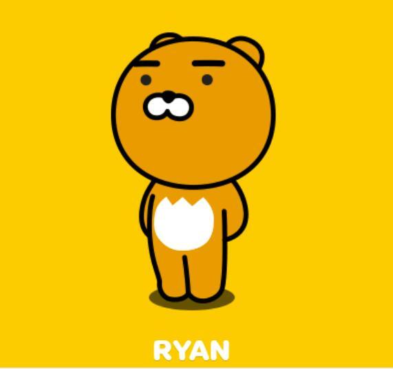 卡通形象獅子Ryan(資料圖片)
