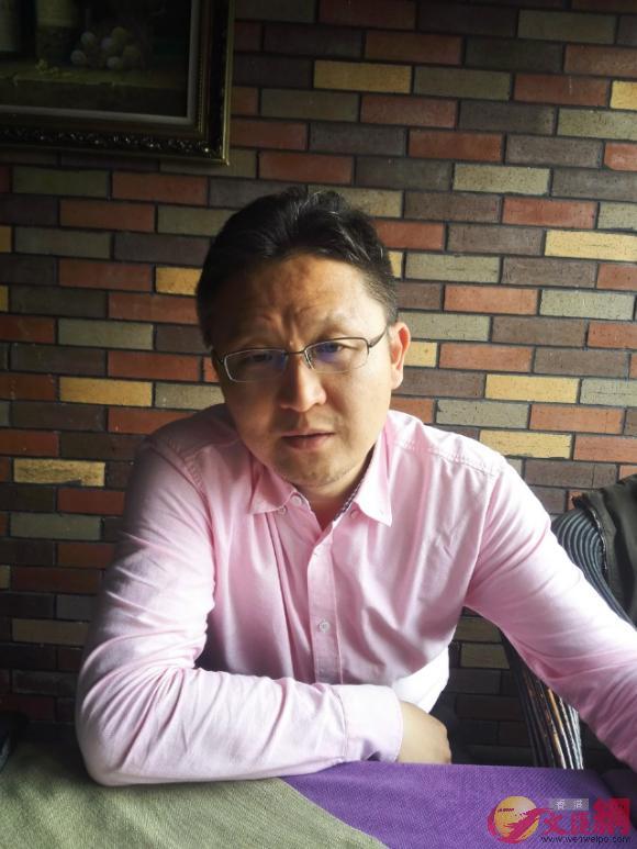 洪為民表示,香港資本市場可以為內地芯片公司提供上市融資機遇,香港人才也可促進兩地芯片研發的合作。香港文匯網記者 李昌鴻 攝