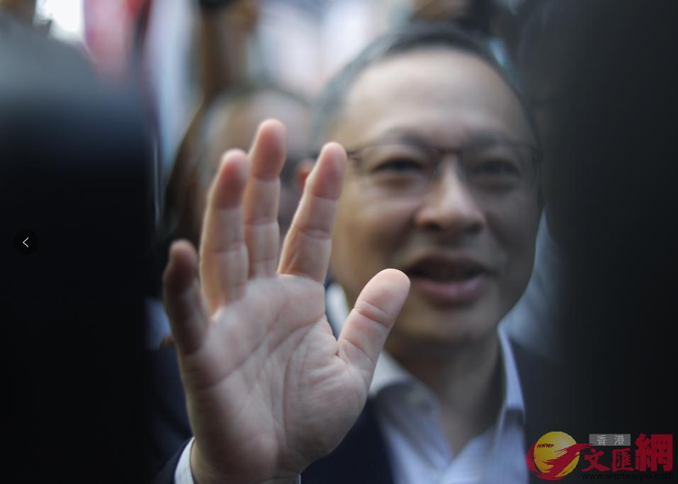 戴耀廷「雷動」涉干預選舉 執法部門跟進中