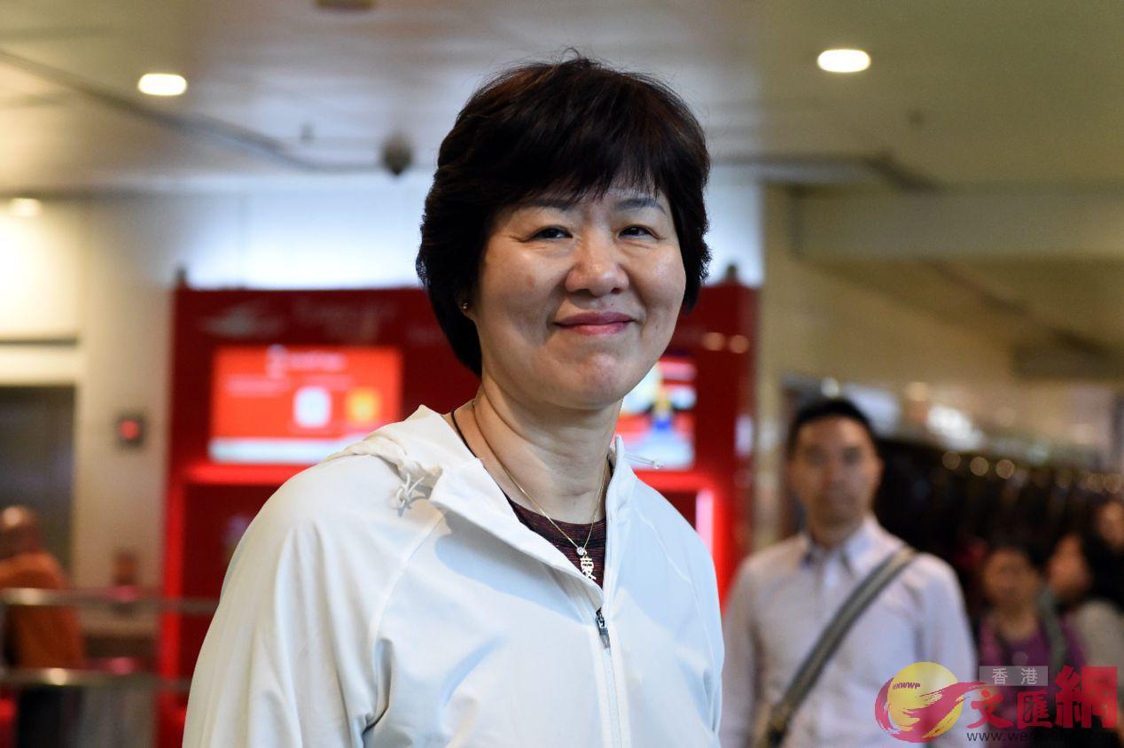 中國女排總教練郎平
