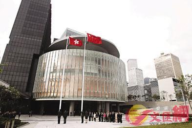 香港立法會通過共建大灣區議案