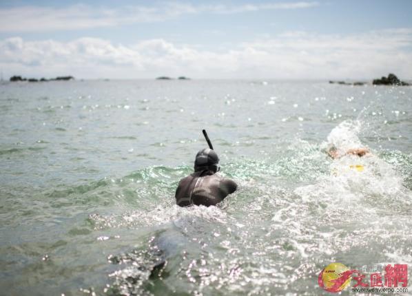 勒孔特今天開始橫渡太平洋。(網絡圖片)
