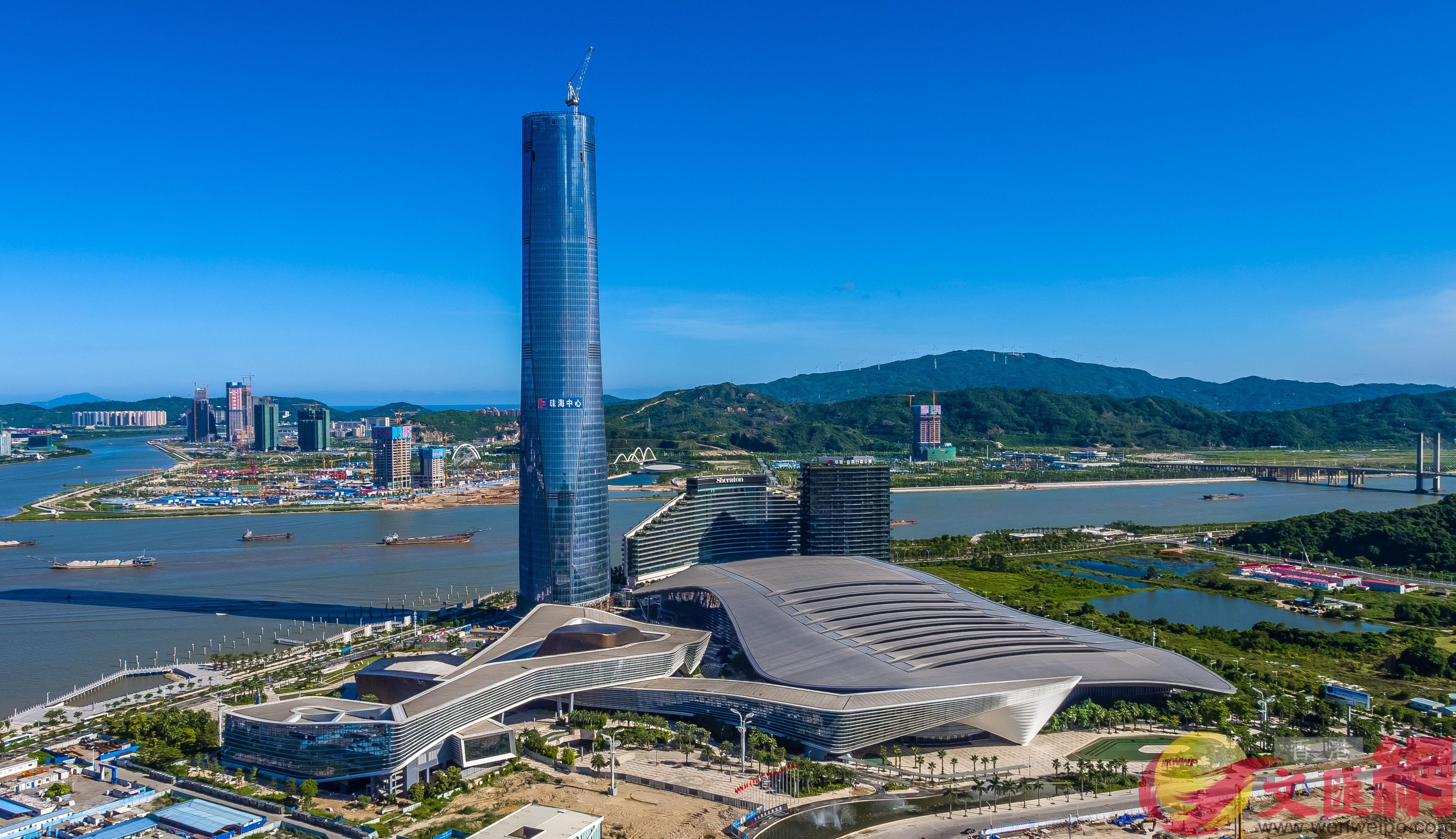 珠海國際會展中心。