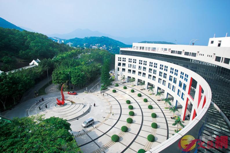 香港科技大學在全球最佳年輕大學榜單首列第一。(文匯報資料圖片)