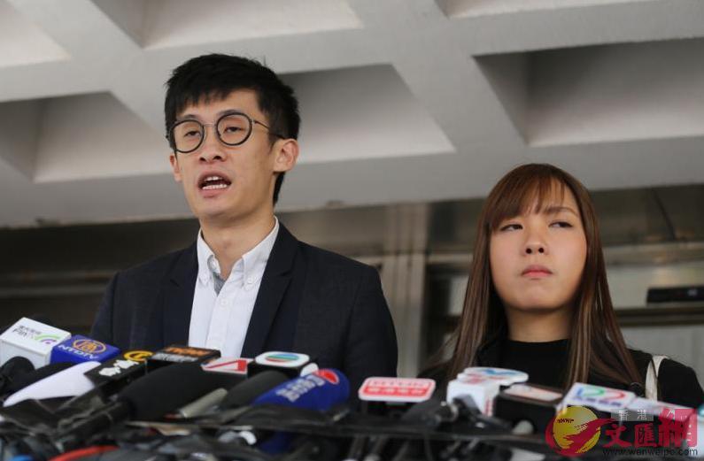梁游被立法會行管會追討合共186萬薪津(大公報資料圖)