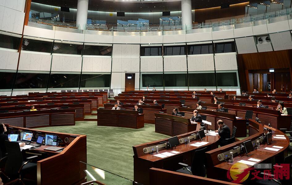 預料明天(14日)香港立法會可表決三讀通過「一地兩檢」草案 (資料圖片)