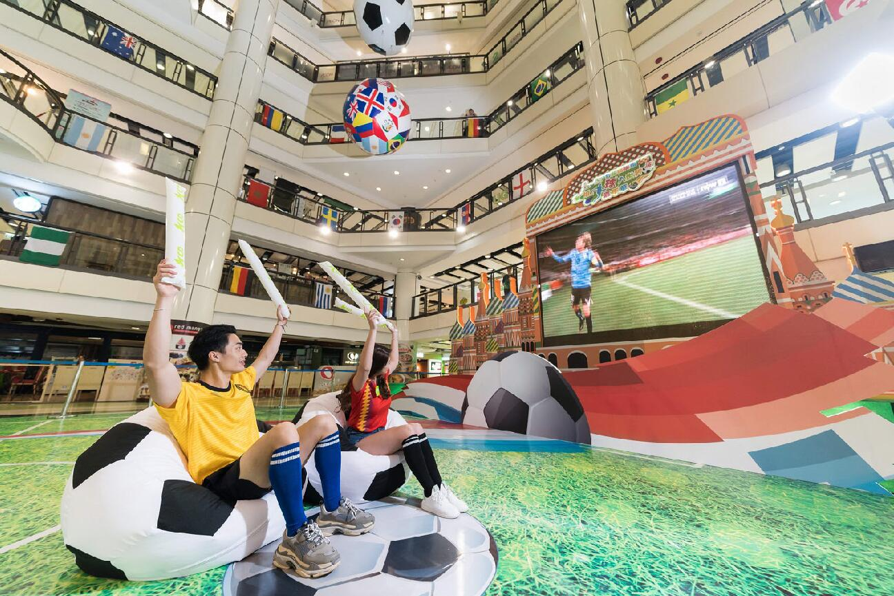 香港九龍城世界波嘉年華