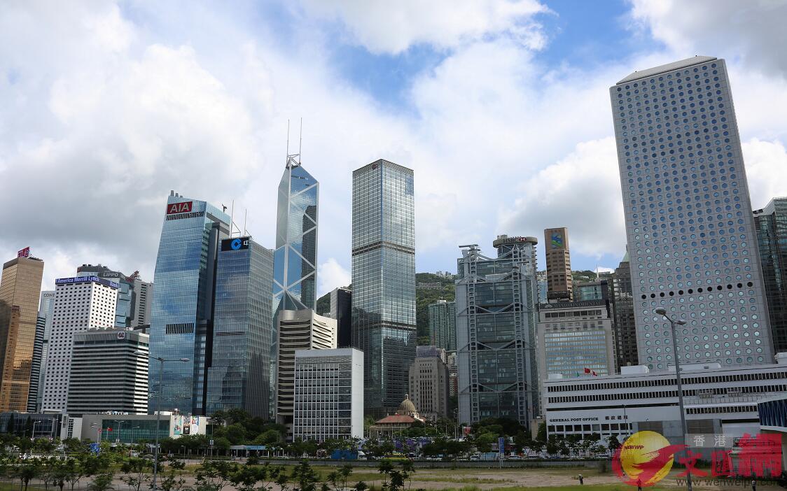 香港中环写字楼租金连续3年全球最贵 - 香港文汇网