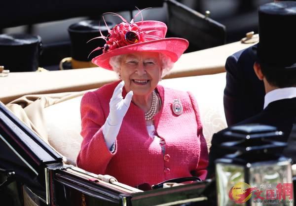 英女王近年的健康情況令外界關注。圖:美聯社