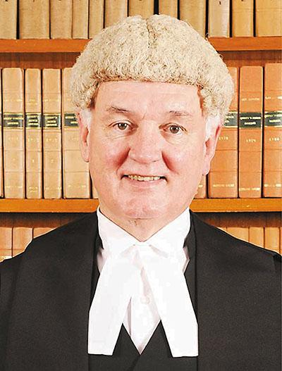 獲委任的調查委員會主席、終審法院前非常任法官夏正民(資料圖片)