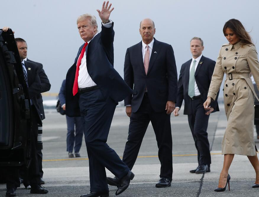 特朗普變本加厲擬擴大徵收中國貨物關稅(美聯社)