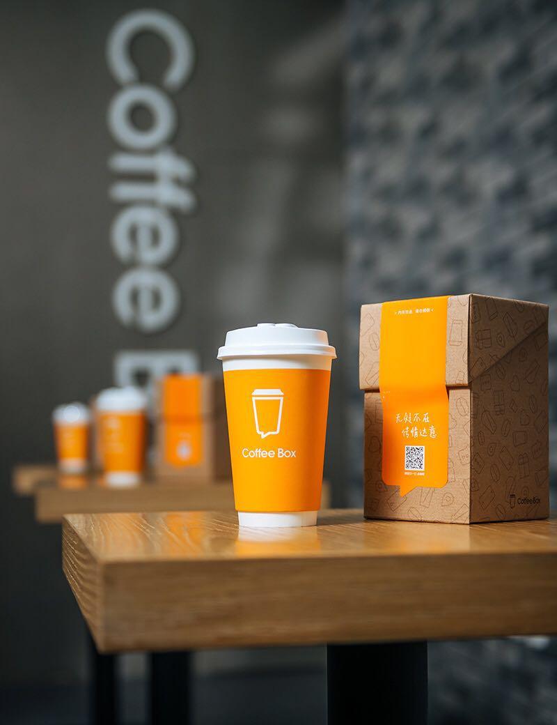 為了解決外送可能出現的問題,連咖啡的盒子和杯子有十多個已註冊的專利。